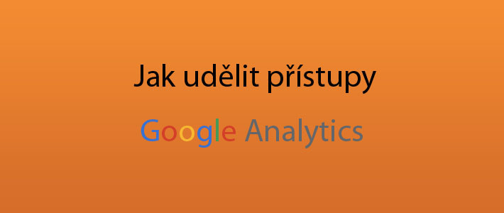 udeleni pristupu google analytics